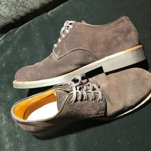 Polo Suede Shoes